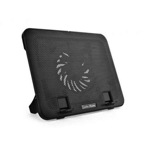Cooler Master Notepal I200 - Dual Purpose Laptop Cooling Pad