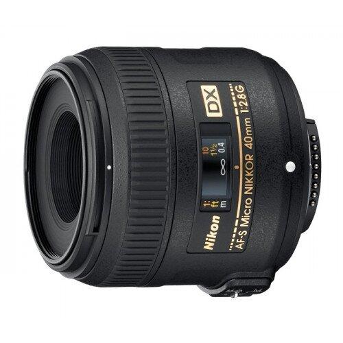 Nikon AF-S DX Micro NIKKOR 40mm f/2.8G Digital Camera Lens