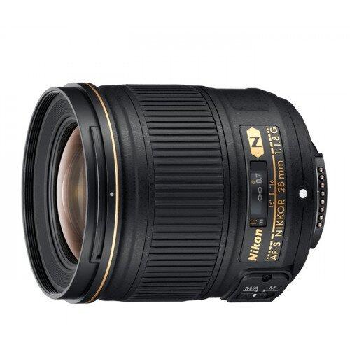 Nikon AF-S NIKKOR 28mm f/1.8G Digital Camera Lens