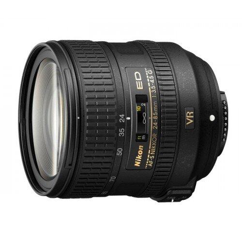 Nikon AF-S NIKKOR 24-85mm f/3.5-4.5G ED VR Digital Camera Lens
