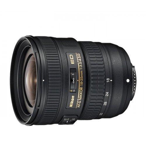 Nikon AF-S NIKKOR 18-35mm f/3.5-4.5G ED Digital Camera Lens