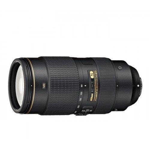 Nikon AF-S NIKKOR 80-400mm f/4.5-5.6 G ED VR Digital Camera Lens