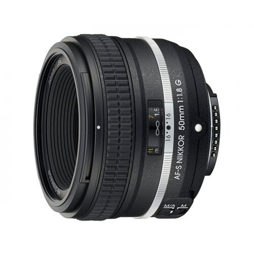 Nikon AF-S NIKKOR 50mm f/1.8G Special Edition Digital Camera Lens