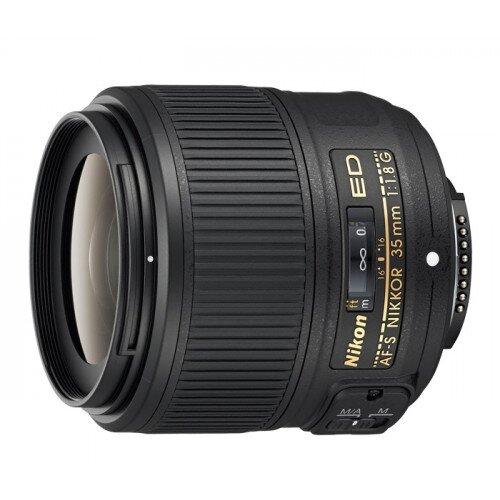 Nikon AF-S NIKKOR 35mm f/1.8G ED Digital Camera Lens