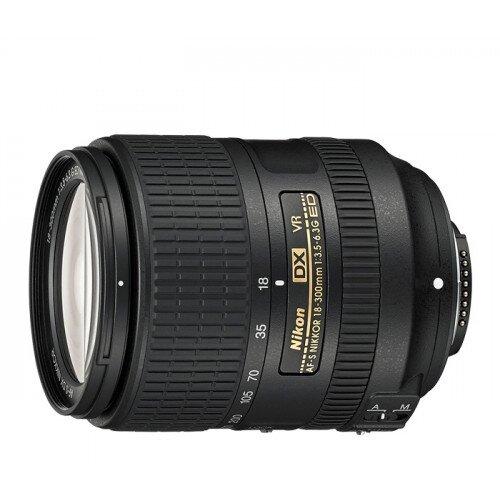 Nikon AF-S DX NIKKOR 18-300mm f/3.5-6.3G ED VR Digital Camera Lens