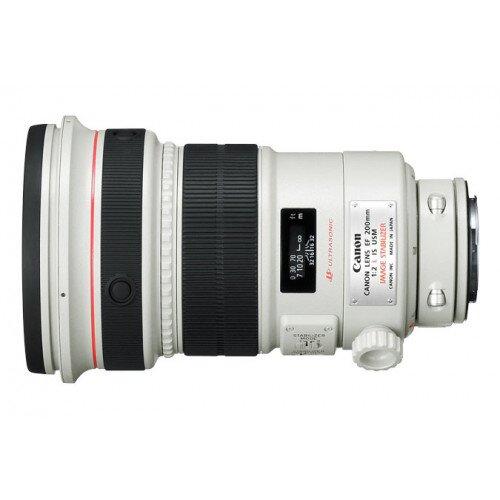 Canon EF 200mm Telephoto Lens