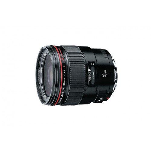 Canon EF 35mm Wide-Angle Lens - f/1.4L USM