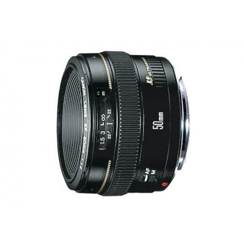 Canon EF 50mm Lens - f/1.4 USM