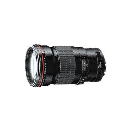 Canon EF 200mm Telephoto Lens - f/2.8L II USM