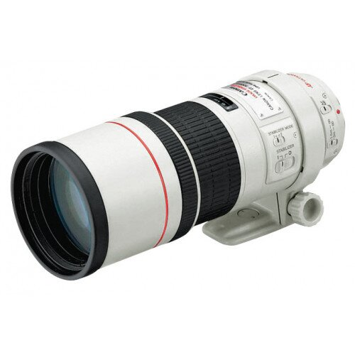 Canon EF 300mm Telephoto Lens - f/4L IS USM