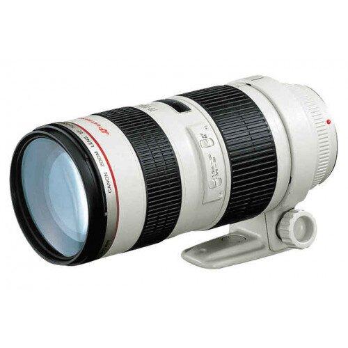 Canon EF 70-200mm Telephoto Zoom Lens - f/2.8L USM