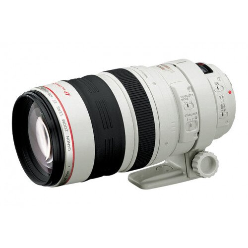 Canon EF 100-400mm Telephoto Zoom Lens - f/4.5-5.6L IS USM