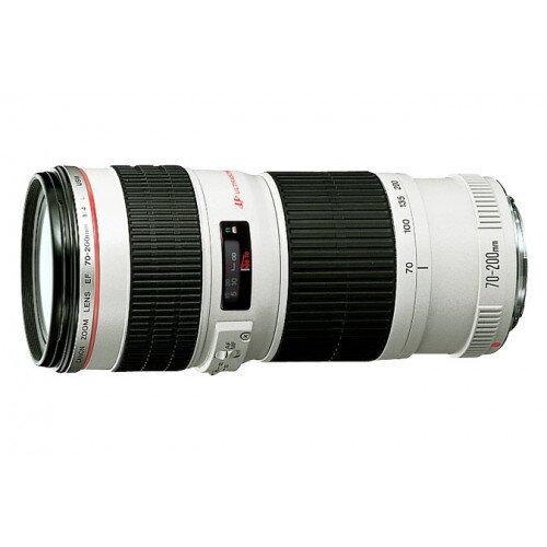 Canon EF 70-200mm Telephoto Zoom Lens - f/4L USM