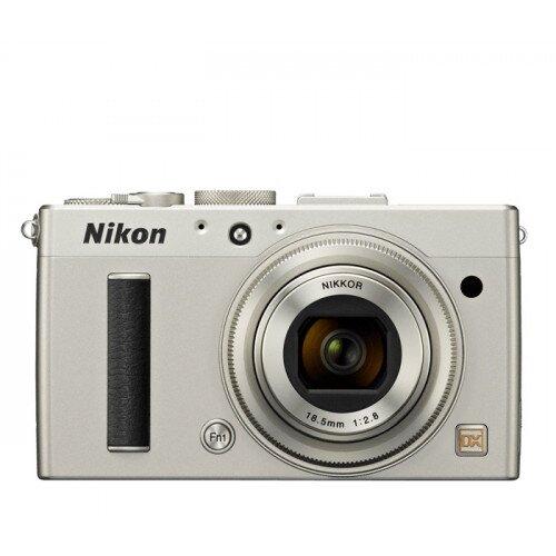 Nikon COOLPIX A Compact Digital Camera - Silver