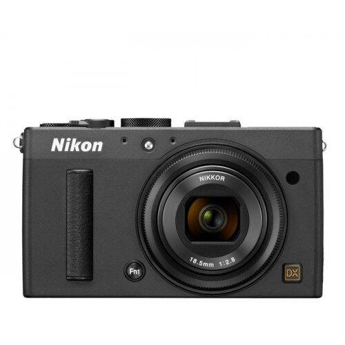 Nikon COOLPIX A Compact Digital Camera - Black