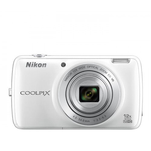 Nikon COOLPIX S810c Compact Digital Camera