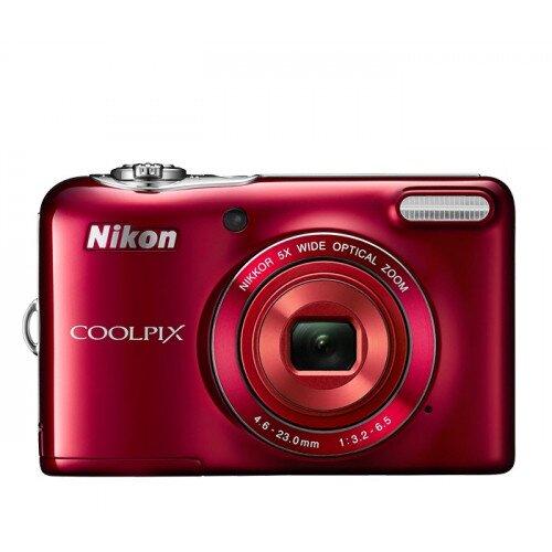 Nikon COOLPIX L30 Compact Digital Camera