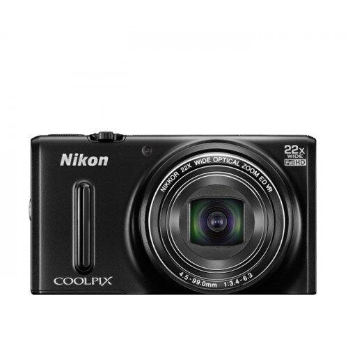 Nikon COOLPIX S9600 Compact Digital Camera