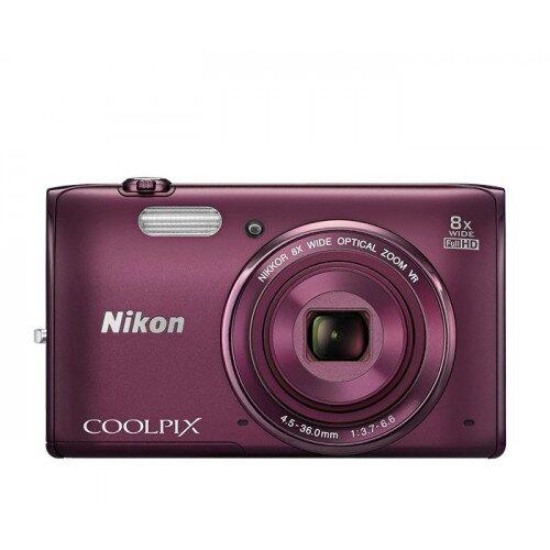 Nikon COOLPIX S5300 Compact Digital Camera