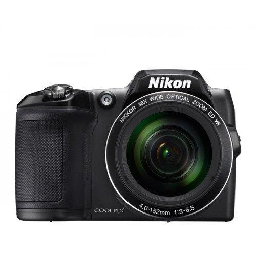 Nikon COOLPIX L840 Compact Digital Camera - Black