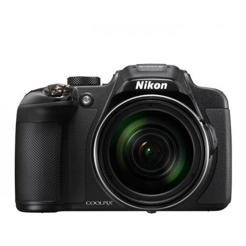 Nikon COOLPIX P610 Compact Digital Camera - Black