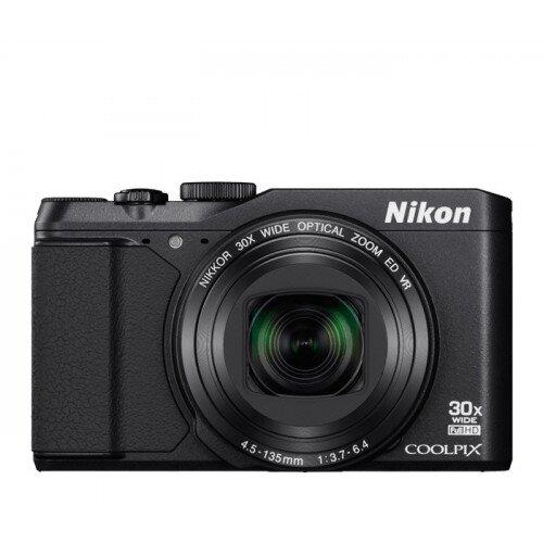 Nikon COOLPIX S9900 Compact Digital Camera - Black