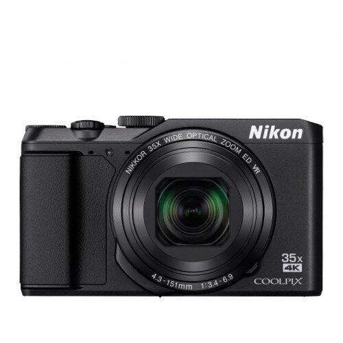 Nikon COOLPIX A900 Compact Digital Camera - Black