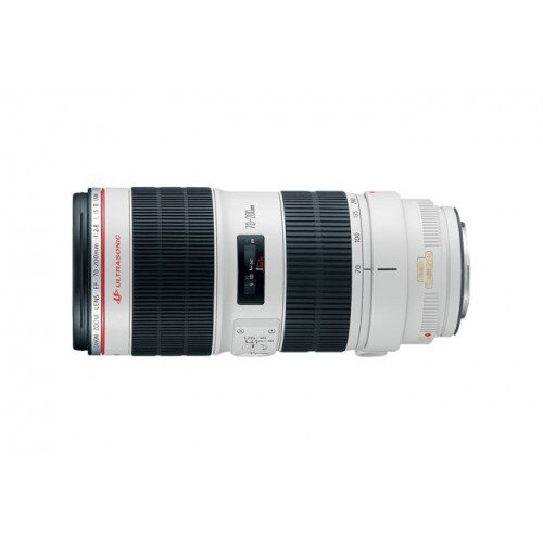 Canon EF 70-200mm Telephoto Zoom Lens - f/2.8L IS II USM