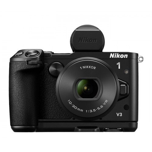 Nikon 1 V3 Camera - One Lens Kit + Grip and Electronic Viewfinder