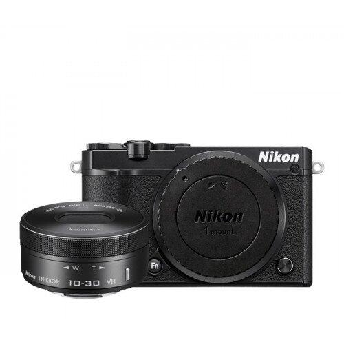 Nikon 1 J5 Camera - Black -One-Lens Kit