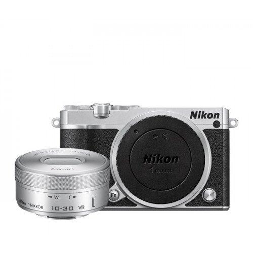 Nikon 1 J5 Camera - Silver - One-Lens Kit