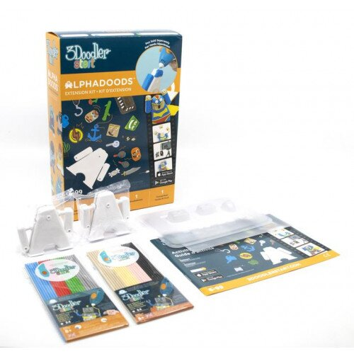 3Doodler Start AlphaDoods Activity Kit