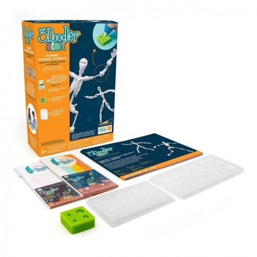 3Doodler Start Figurine Activity Kit