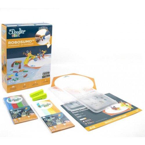 3Doodler Start Robo Sumo Activity Kit