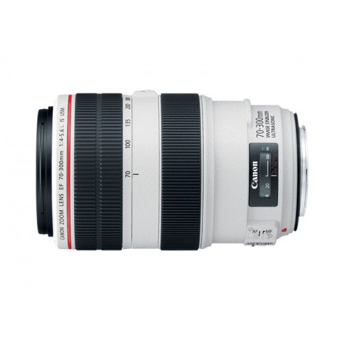 Canon EF 70-300mm Telephoto Zoom Lens - f/4-5.6L IS USM