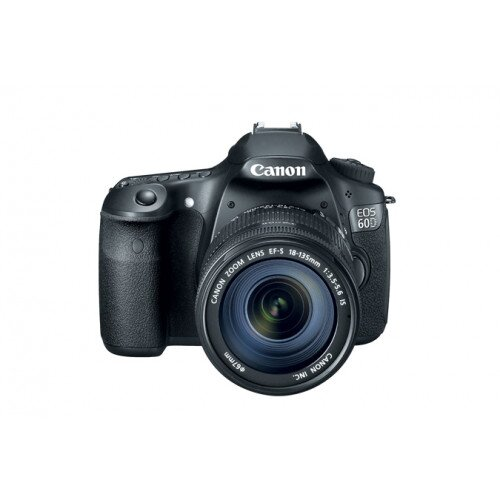 Canon EOS 60D EF-S 18-135mm IS Lens Kit Digital SLR Camera