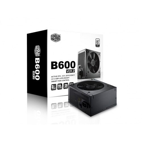 Cooler Master B600 ver.2 Power Supply