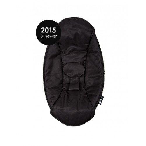 4moms Extra mamaRoo Seat Fabric (Models 1026 & 1037) - Black Classic