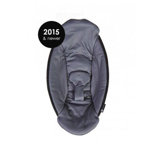 4moms Extra mamaRoo Seat Fabric (Models 1026 & 1037) - Dark Grey