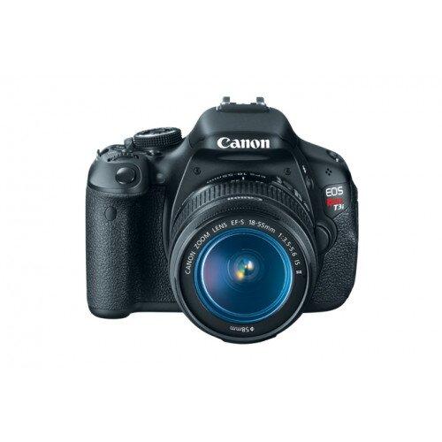Canon EOS Rebel T3i Digital SLR Camera - EF-S 18-55mm IS II Lens Kit