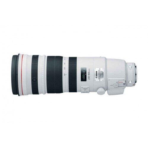 Canon EF 200-400mm f/4L IS USM Extender 1.4X Super Telephoto Lens