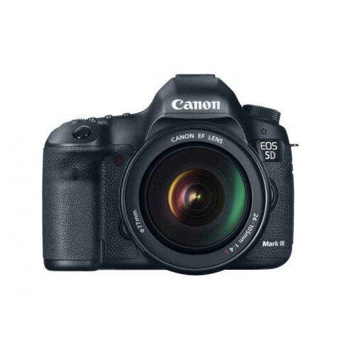 Canon EOS 5D Mark III EF 24-105mm f/4L IS USM Lens Kit Digital SLR Camera