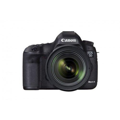 Canon EOS 5D Mark III EF 24-70mm f/4L IS USM Lens Kit Digital SLR Camera