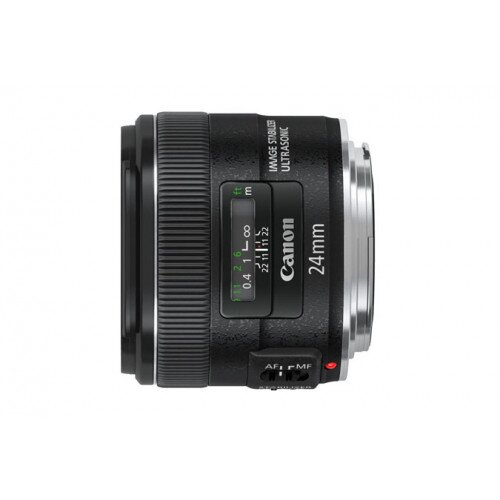 Canon EF 24mm Wide-Angle Lens - f/2.8 IS USM