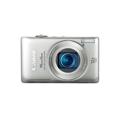 Canon PowerShot ELPH 510 HS Digital Camera - Silver