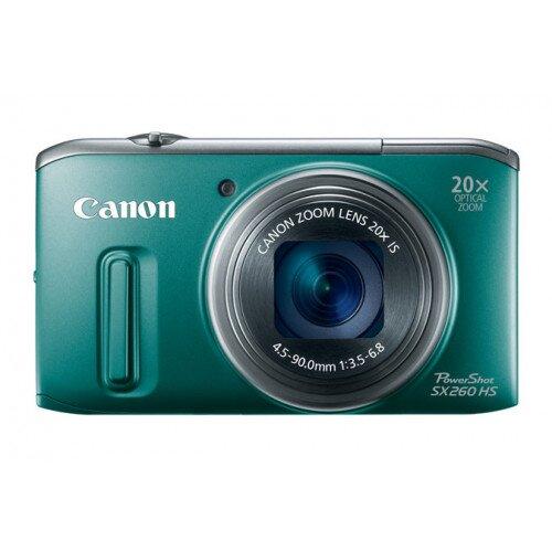 Canon PowerShot SX260 HS Digital Camera
