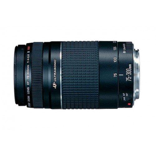 Canon EF 75-300mm Telephoto Zoom Lens - f/4-5.6 III USM