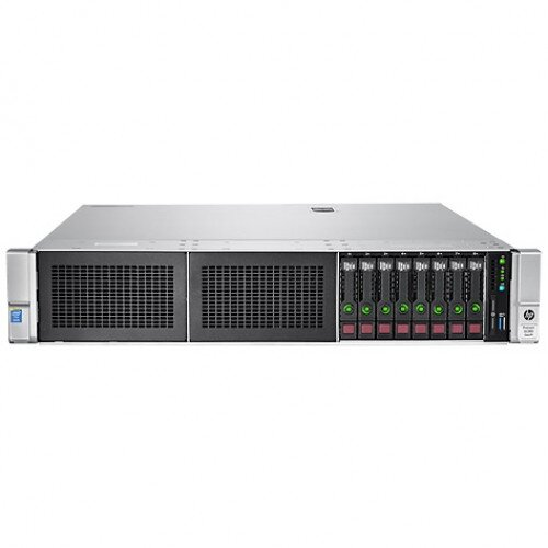 HP ProLiant DL380 Gen9 E5-2609v3 1P 8GB-R B140i 8SFF SATA 500W PS Entry Server