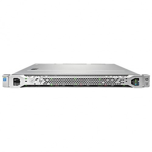 HP ProLiant DL160 Gen9 E5-2603v3 1P 8GB-R B140i 4LFF 550W PS Entry Server