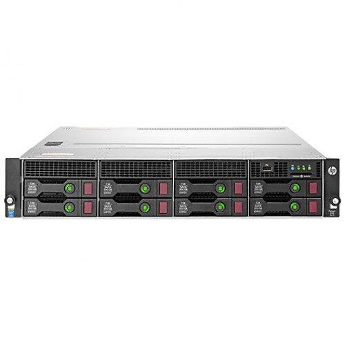 HP ProLiant DL80 Gen9 E5-2609v3 8GB-R H240 8LFF 550W PS Entry Server